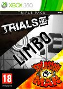 Triple Pack - Trials HD, Limbo et Splosion Man
