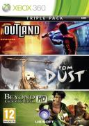 Ubisoft Xbox Live Hits Collection : Outland, From Dust et Beyond Good & Evil HD (Triple Pack Ubisoft)