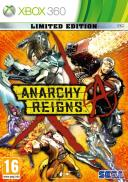 Anarchy Reigns Limited Edition