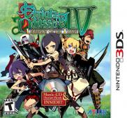 Etrian Odyssey IV : Legends of the Titan - Limited Edition Boxed Set
