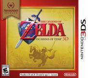The Legend of Zelda: Ocarina of Time 3D (Gamme Nintendo Selects)