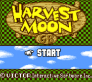 Harvest Moon GB (3DS)