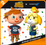 Mario Kart 8 X Animal Crossing : Pack 2 (DLC)