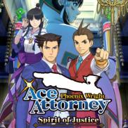 Phoenix Wright: Ace Attorney - Spirit of Justice (eShop 3DS)
