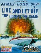 Live and Let Die: The Computer Game - James Bond 007