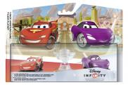 Disney Originals - Pack Aventure Cars (Flash McQueen - Holley Shiftwell - Trophée Cars)