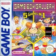 Game Boy Gallery : 5 Games in 1