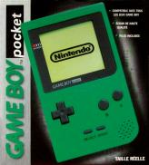 Game Boy Pocket Verte Emeraude