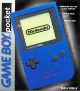 Game Boy Pocket Bleue