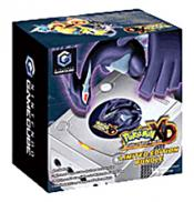 GameCube Pokémon XD: Gale of Darkness Limited Edition Bundle (Platinum)