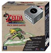GameCube The Legend of Zelda: The Wind Waker Pack Edition Limitée (Platinum)