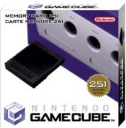 Nintendo GC Carte mémoire 251