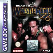 WWE: Road to WrestleMania X8