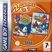 2 Games in 1 - Sonic Pinball Party + Sonic Battle