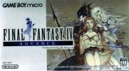 Final Fantasy IV Advance - GameBoy Micro Limited Edition