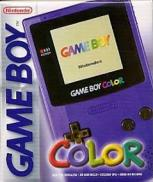 Game Boy Color Violet (Purple)