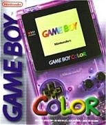 Game Boy Color Violette Transparente (Purple Clear)