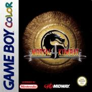 Mortal Kombat 4 (Game Boy Color)