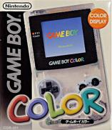 Game Boy Color Clear (JP)