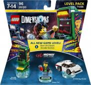 LEGO Dimensions - Midway Arcade Level Pack (71235)