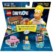 LEGO Dimensions - Les Simpson Level Pack (71202)
