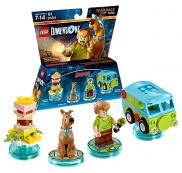 LEGO Dimensions - Scooby-Doo / Sammy ~ Scooby-Doo! Team Pack (71206)