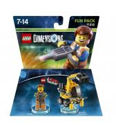 LEGO Dimensions - Emmet ~ The LEGO Movie Fun Pack (71212)