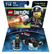 LEGO Dimensions - Bad Cop ~ The LEGO Movie Fun Pack (71213)