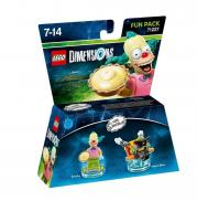 LEGO Dimensions - Krusty ~ The Simpsons Fun Pack (71227)