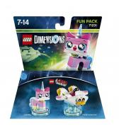 LEGO Dimensions - Unikitty ~ The LEGO Movie Fun Pack (71231)