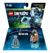 LEGO Dimensions - Cyberman ~ Doctor Who Fun Pack (71238)