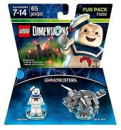 LEGO Dimensions - Stay Puft ~ Ghostbusters Fun Pack (71233)