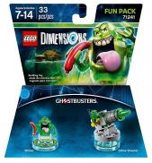 LEGO Dimensions - Slimer ~ Ghosbusters Fun Pack (71241)