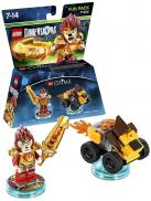 LEGO Dimensions - Laval ~ LEGO Chima Fun Pack (71222)