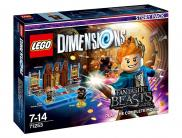 LEGO Dimensions - Newt Scamander ~ Les Animaux Fantastiques Story Pack (71253)