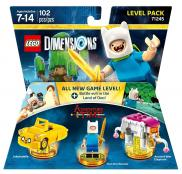 LEGO Dimensions - Finn ~ Adventure Time Level Pack (71245)