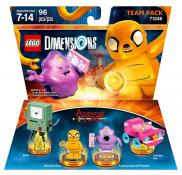 LEGO Dimensions - Jake le Chien / Princesse Lumpy Space ~ Adventure Time Team Pack (71246)