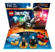 LEGO Dimensions - Harry Potter / Lord Voldemort ~ Harry Potter Team Pack (71247)