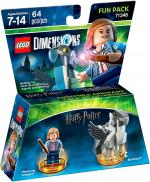 LEGO Dimensions - Hermione Granger ~ Harry Potter Fun Pack (71348)