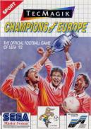 Champions of Europe : The Official Football Game of UEFA '92