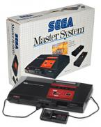 Master System + Hang On (version intégré)