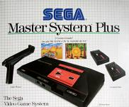 Master System Plus : Light Phaser + Hang One & Safari Hunt