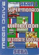 Sega Sports 1: Super Monaco / Wimbledon / Ultimate Soccer