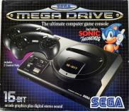 Megadrive (Bundle Sonic The Hedgehog)