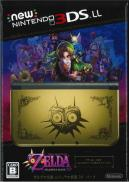 Nintendo New 3DS XL The Legend of Zelda : Majora's Mask 3D - Edition Limitée