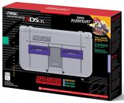 Nintendo New 3DS XL Super Nintendo Entertainment System Edition