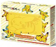 Nintendo New 3DS XL - Pikachu Yellow Edition