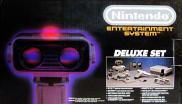 Nes Console : Pack Deluxe Set (Console + Zapper + ROB)