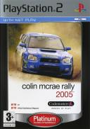 Colin McRae Rally 2005 (Gamme Platinum)
