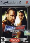 WWE SmackDown vs Raw 2009 (Gamme Platinum)